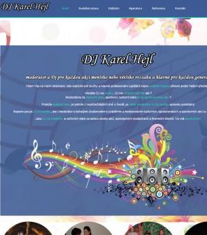 DJ na svatbu Karel Hejl